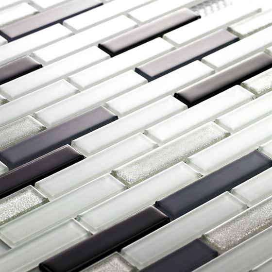 TENLight Silvery Crystal Mosaic L-1140 Canus