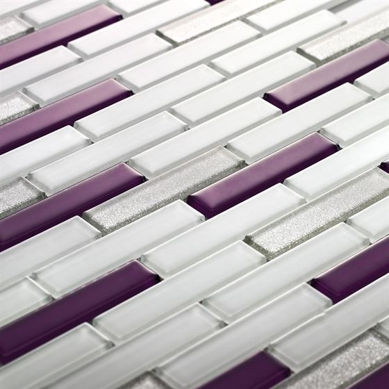 TENLight Silvery Crystal Mosaic L-1151 Linus