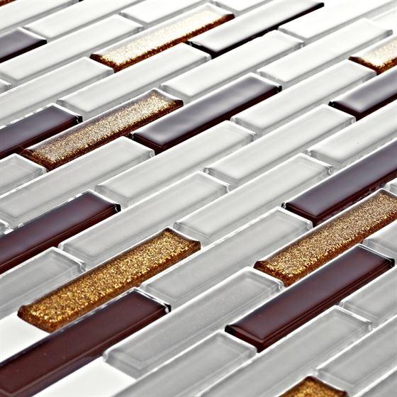 TENLight Silvery Crystal Mosaic L-1187 Shuman