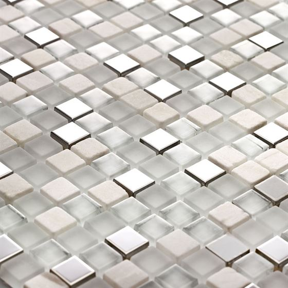 TENLight Marble & Glass Mosaic SG-1501 Polar