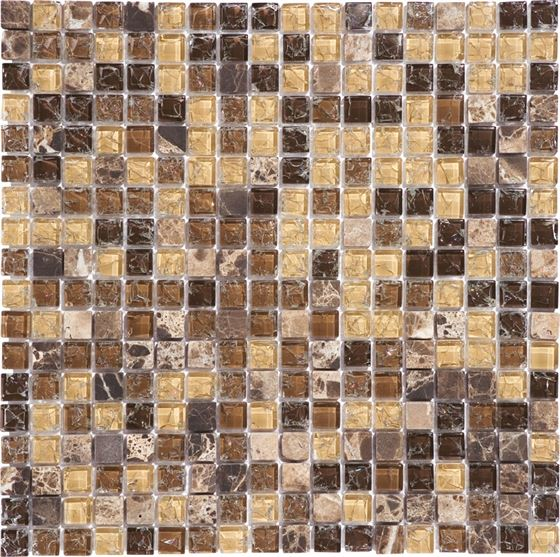 TENLight Marble & Glass Mosaic SG-1505 Atlas