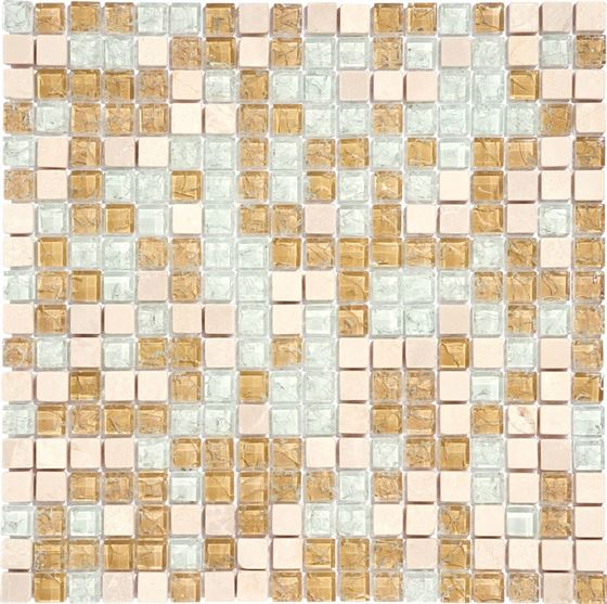 TENLight Marble & Glass Mosaic SG-1510 Rana