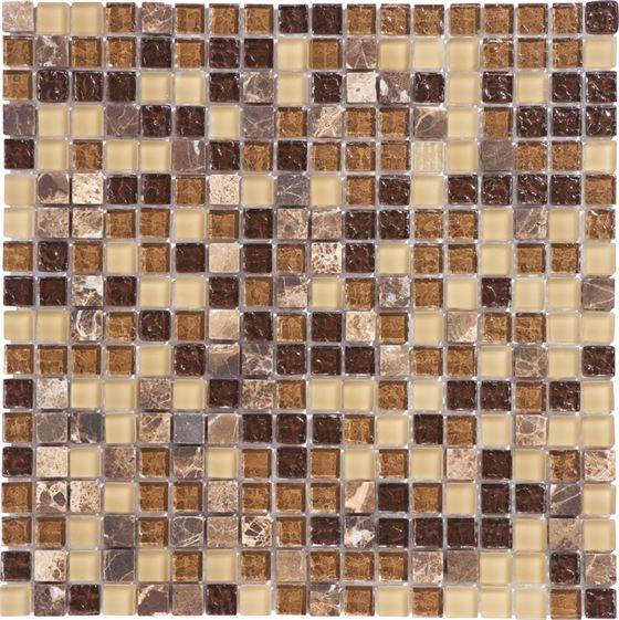 TENLight Marble & Glass Mosaic SG-1514 Electra