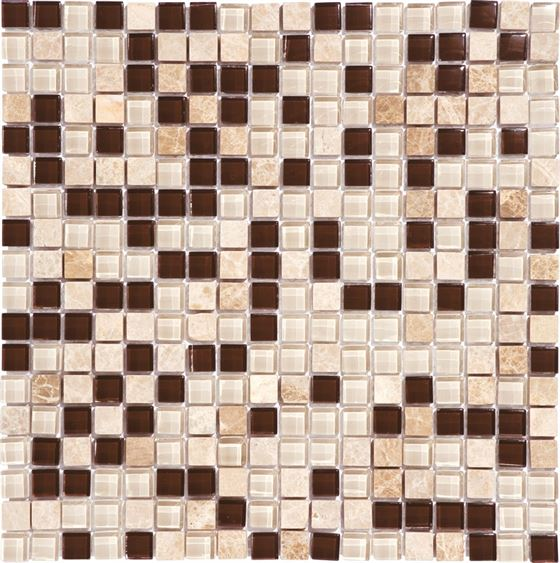 TENLight Marble & Glass Mosaic SG-1551 Orion