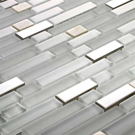 TENLight Marble & Glass Mosaic SG-4801 Polar