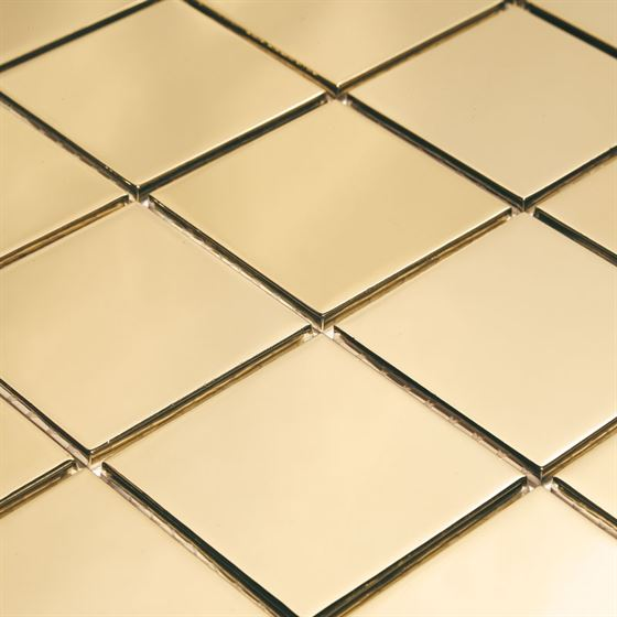TENLight Metal / Inox Mosaic A-3000 Gold