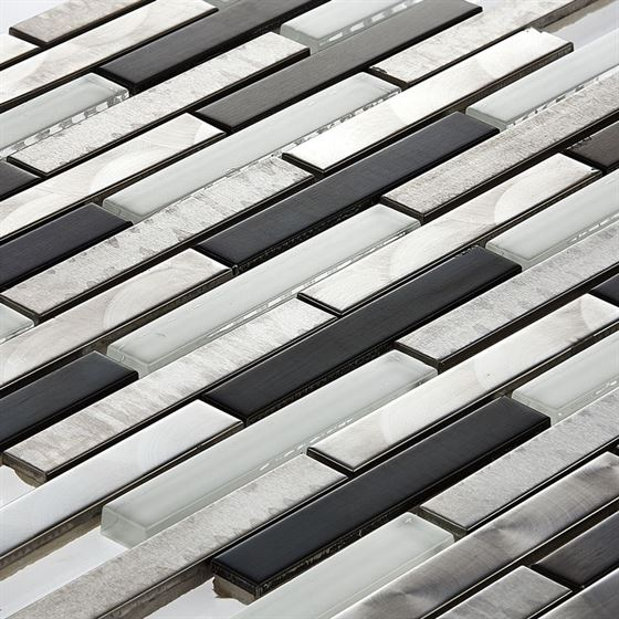 TENLight Metal / Inox Mosaic CM-981