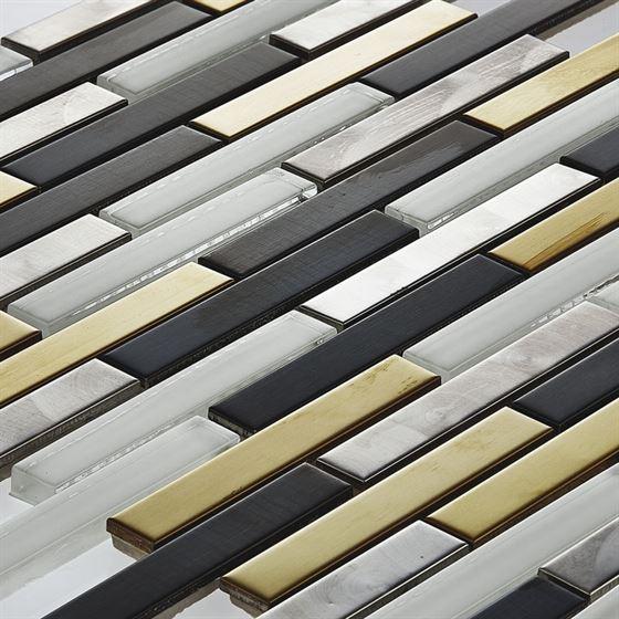 TENLight Metal / Inox Mosaic CM-983