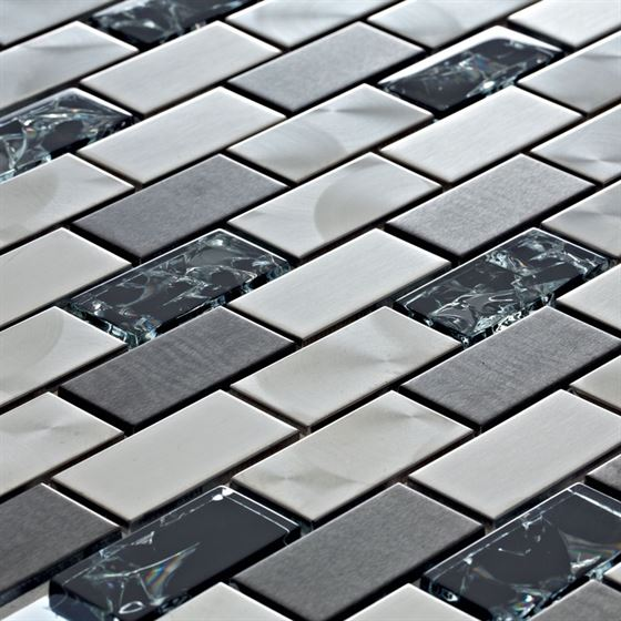 TENLight Metal / Inox Mosaic MCB-25