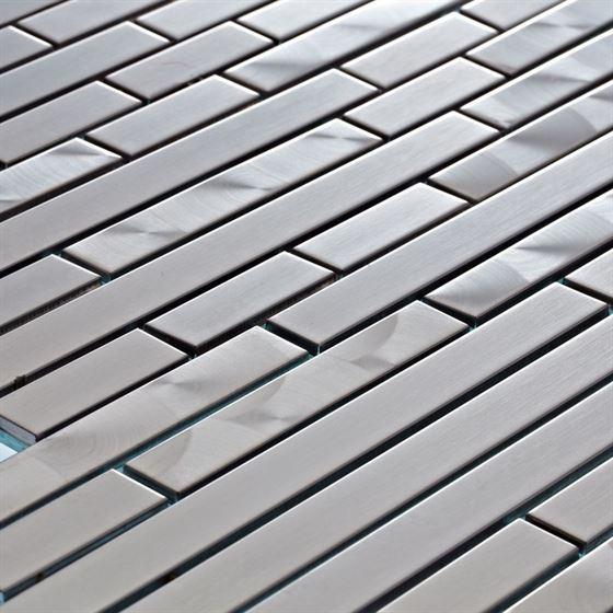 TENLight Metal / Inox Mosaic MSR-3 Random