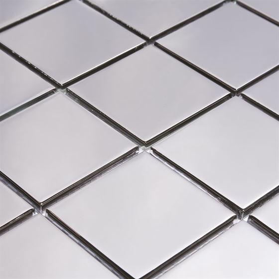 TENLight Metal / Inox Mosaic S-4100 Silver