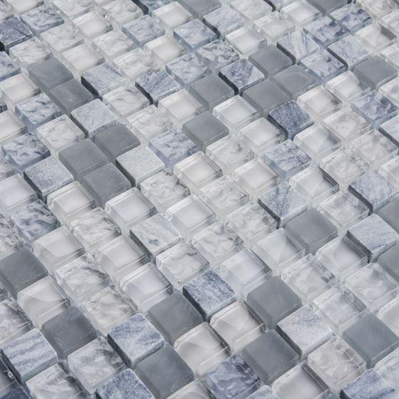 TENLight Metal / Inox Mosaic SG-6031 ABRAN