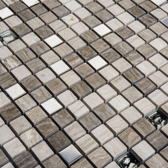 TENLight Metal / Inox Mosaic SG-6032 FLO