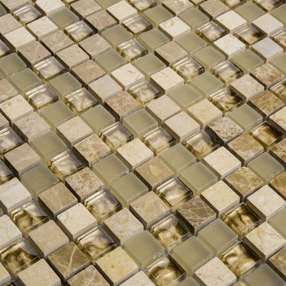 TENLight Metal / Inox Mosaic SG-6037 CHUNTA