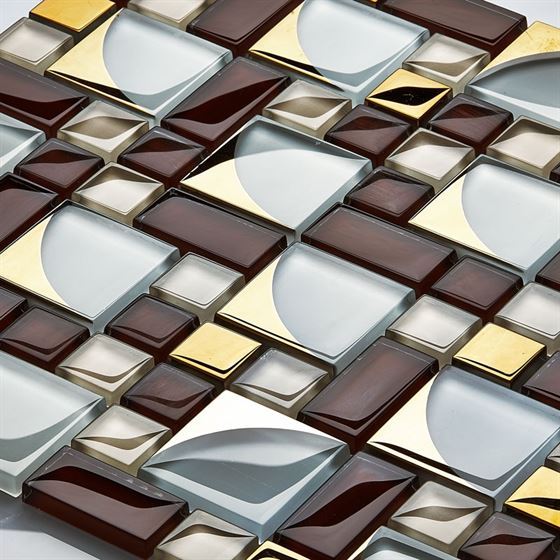 TENLight Metal-Crystal Mosaic EPC-23