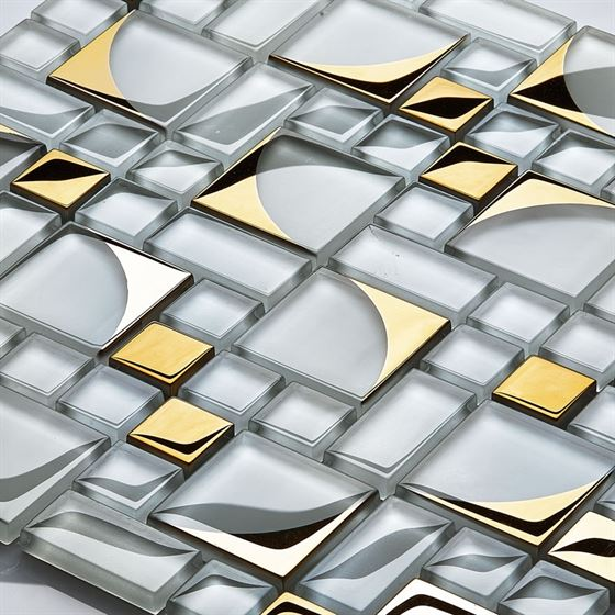TENLight Metal-Crystal Mosaic EPC-90