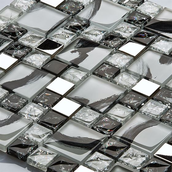 TENLight Metal-Crystal Mosaic K-4840 Fulya