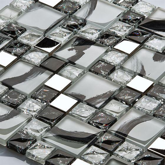 TENLight Metal-Crystal Mosaic K-4840 Fulya